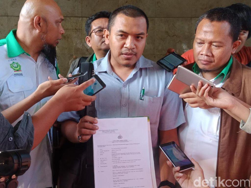 Lagi, Ketum GP Ansor Dipolisikan Terkait Bakar Bendera di Garut
