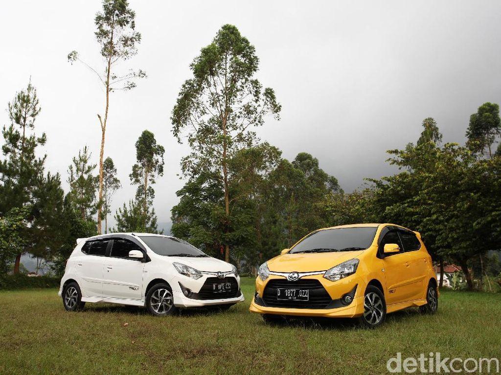 Agya Ingin Ikut Dipasang Turbo Juga, Toyota?