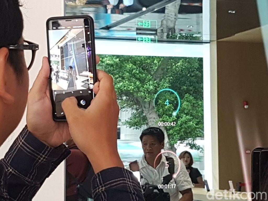 Mengintip Megahnya Toko Oppo di Shenzhen