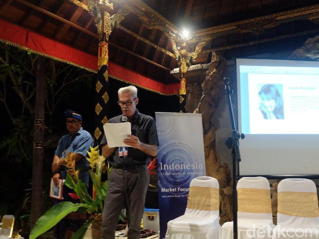 Pembacaan Naskah Drama Indonesia Jadi Salah Satu Agenda di LBF 2019