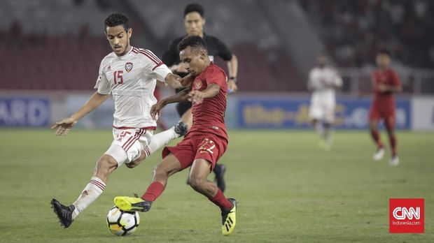 Todd Rivaldo Ferre juga akan memulai pertandingan Indonesia vs Jepang dari bangku cadangan.