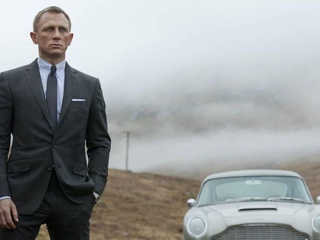 Terkuak Alasan Sutradara Bond 25 Hengkang