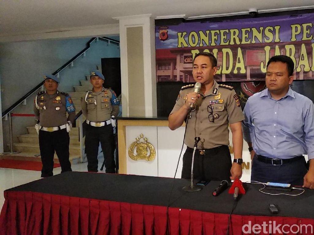 Pembawa Bendera HTI Ditangkap di Bandung