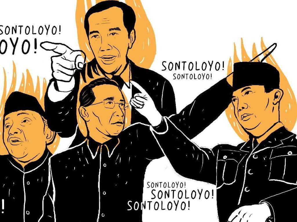 Demokrasi Tanpa Dialog