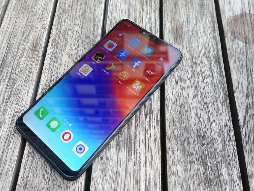 Realme U1 Mulai Menampakkan Diri Jelang Peluncuran