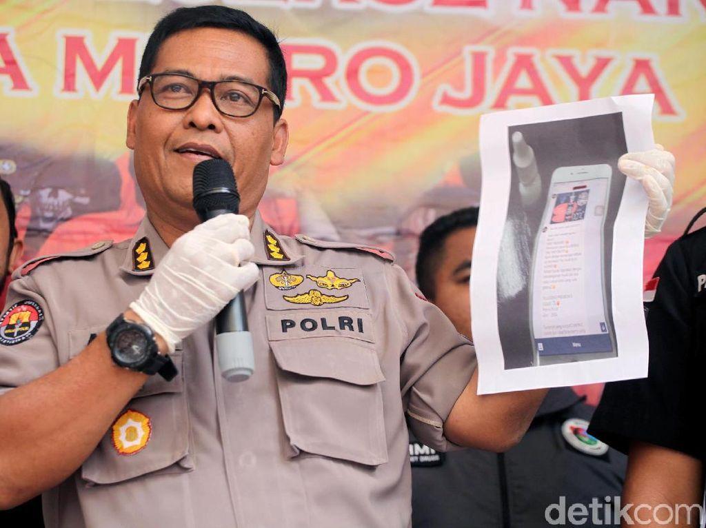 Polisi akan Konfrontir Nanik-Said Iqbal-Dahnil Anzar soal Hoax Ratna