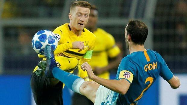 Marco Reus ingin menghadapi Lionel Messi di Liga Champions.