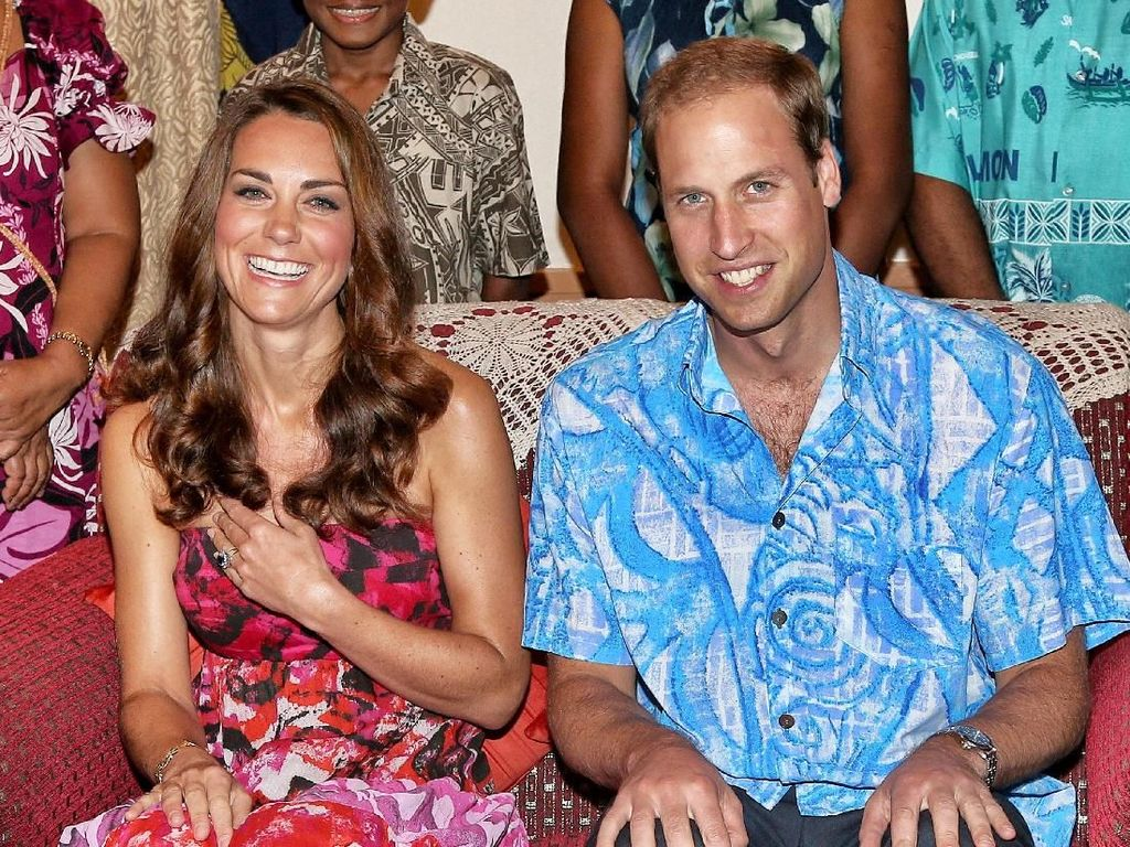 4 Peraturan Parenting Pangeran William dan Kate untuk 3 Anaknya