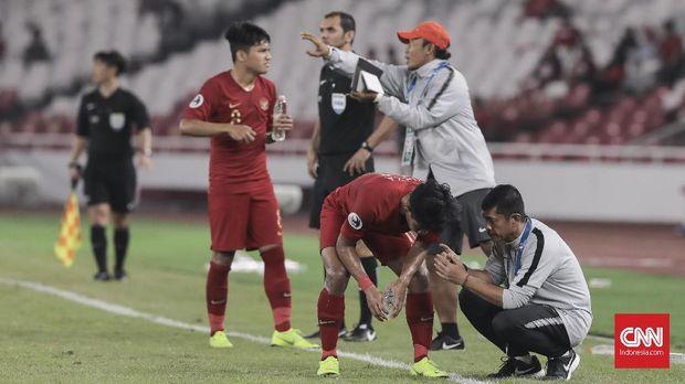 Indra Sjafri tak lagi mau memikirkan kekalahan dari Qatar dan hanya akan fokus pada laga lawan Jepang.