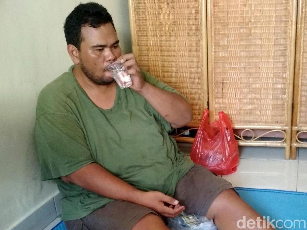 Wajah Sudah Kembali Normal, Kini Kaki Fahmi Bo yang Kena Stroke