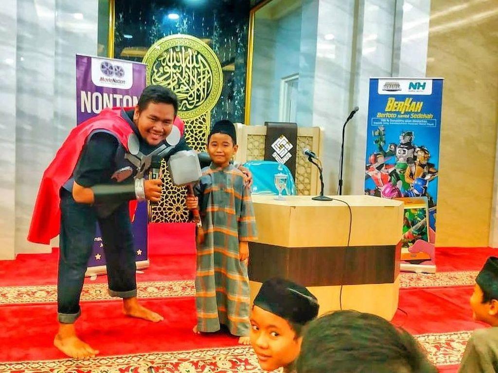 Awal Mula Thor dan Naruto Ikut Pengajian di Surabaya