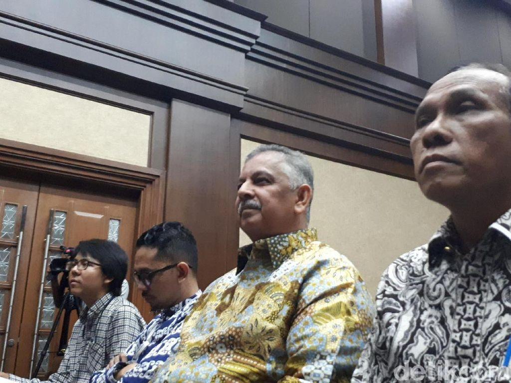 Sofyan Basir Bantah Bahas Commitment Fee Proyek PLTU Riau-1