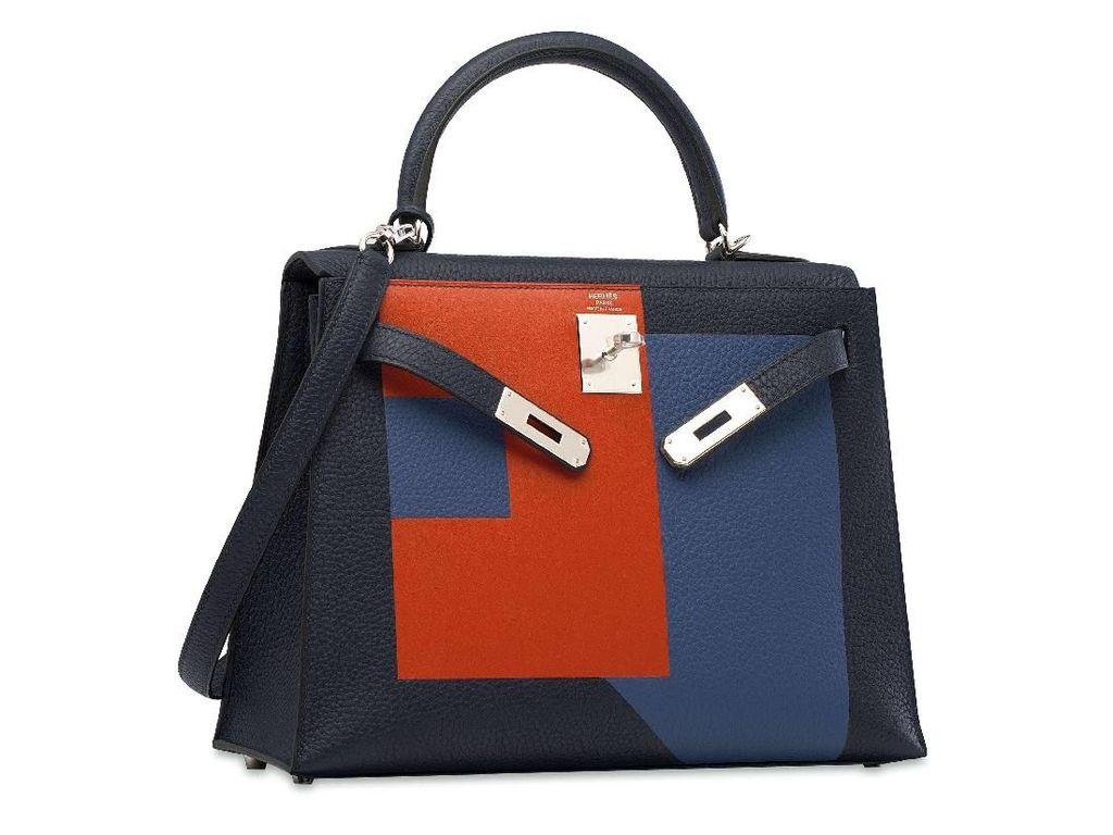 Ini Rangkaian Tas Hermes Langka yang Dipamerkan di Grand Hyatt