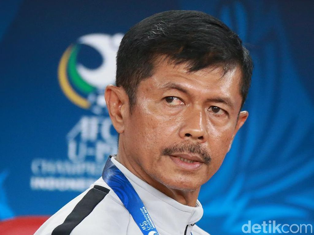 Ucapan Duka dari Indra Sjafri untuk Suporter Timnas Korban Lion Air