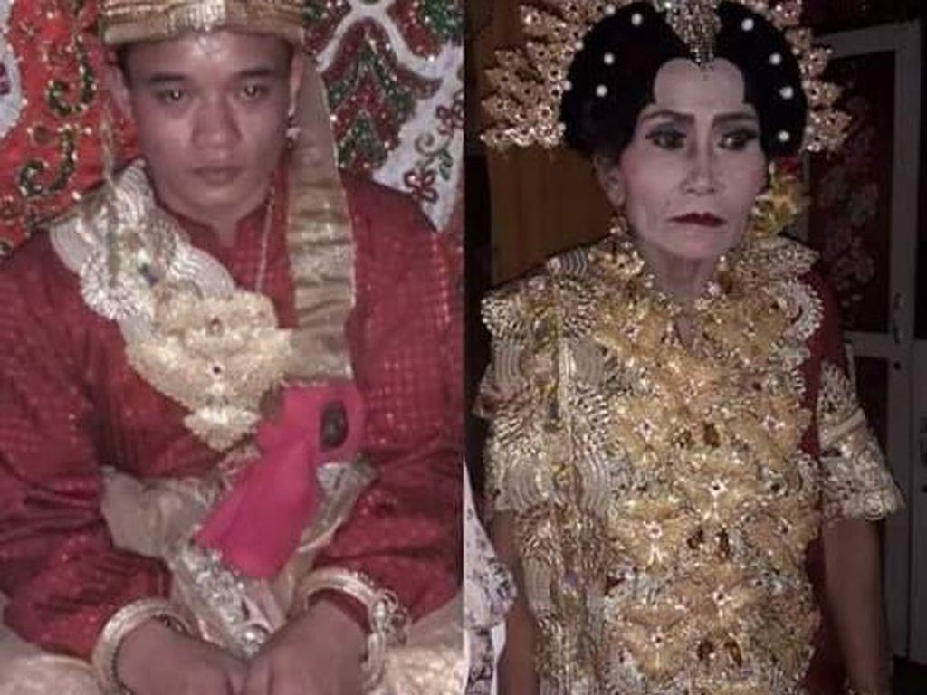 Perempuan 65 Tahun yang Dinikahi Pemuda Sulsel Pemilik Lahan Cengkeh