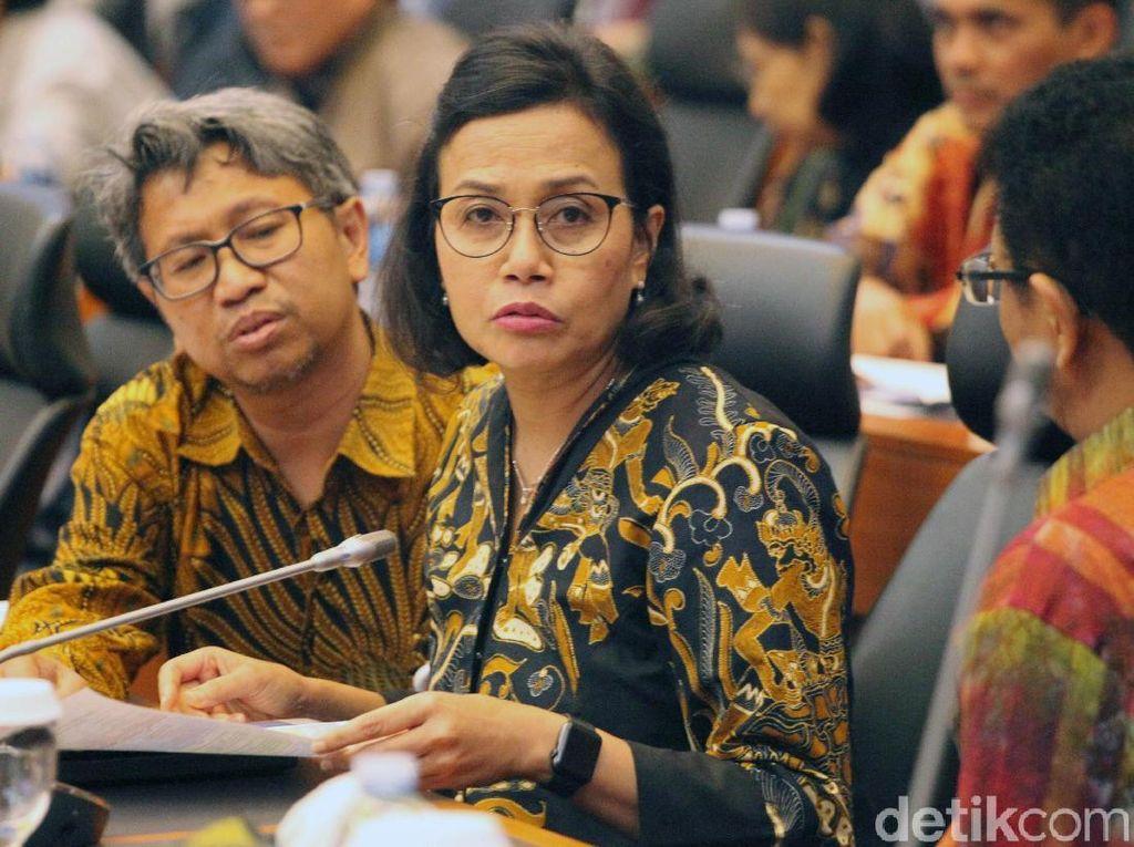 Kala Kamu Tuduh Aku dari Sri Mulyani untuk Prabowo