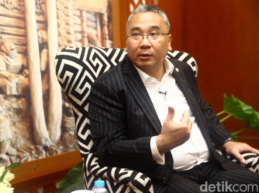 Tonton Mendes PDTT Bicara Dana Kelurahan di Tahun Politik Sekarang