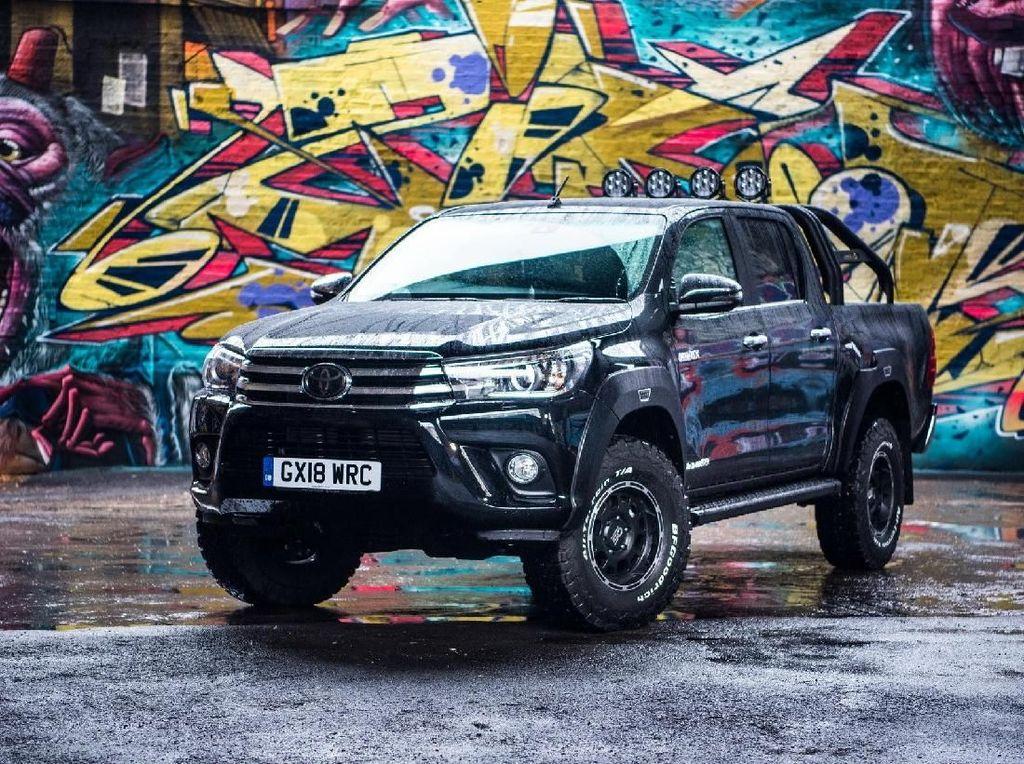 Toyota Hilux Limited Edition Cuma Ada 50 Unit di Dunia