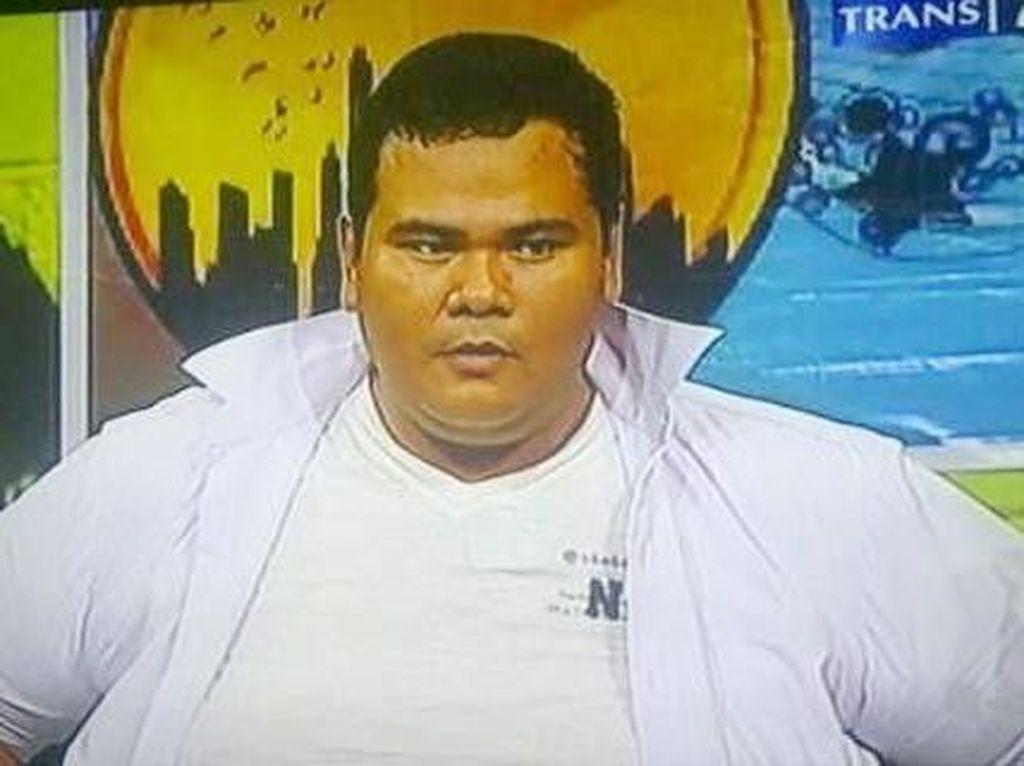 Lama Tak Terlihat, Pemain Sinetron Fahmi Bo Terserang Stroke