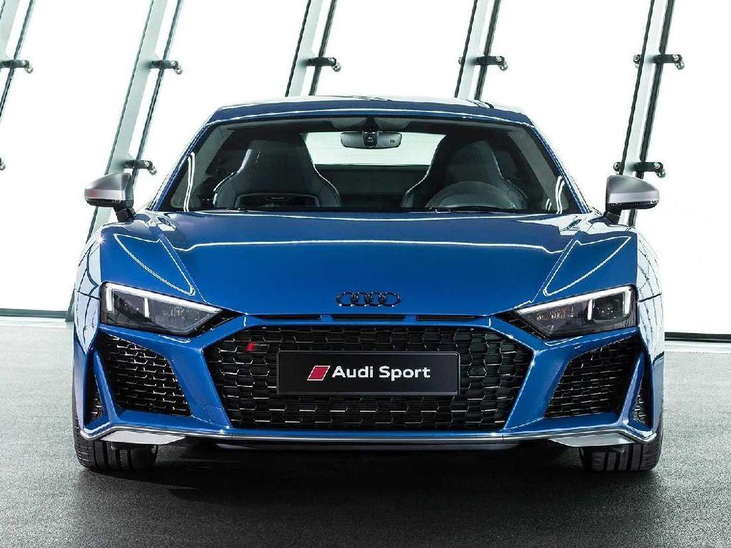 Audi R8 Terbaru Ini Bikin Ngiler
