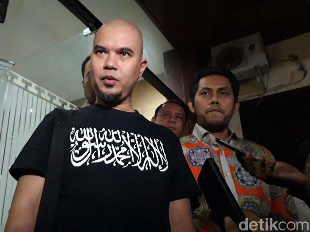 Kasus Pencemaran Nama Baik, Polisi Masih Tunggu Saksi Ahli Ahmad Dhani