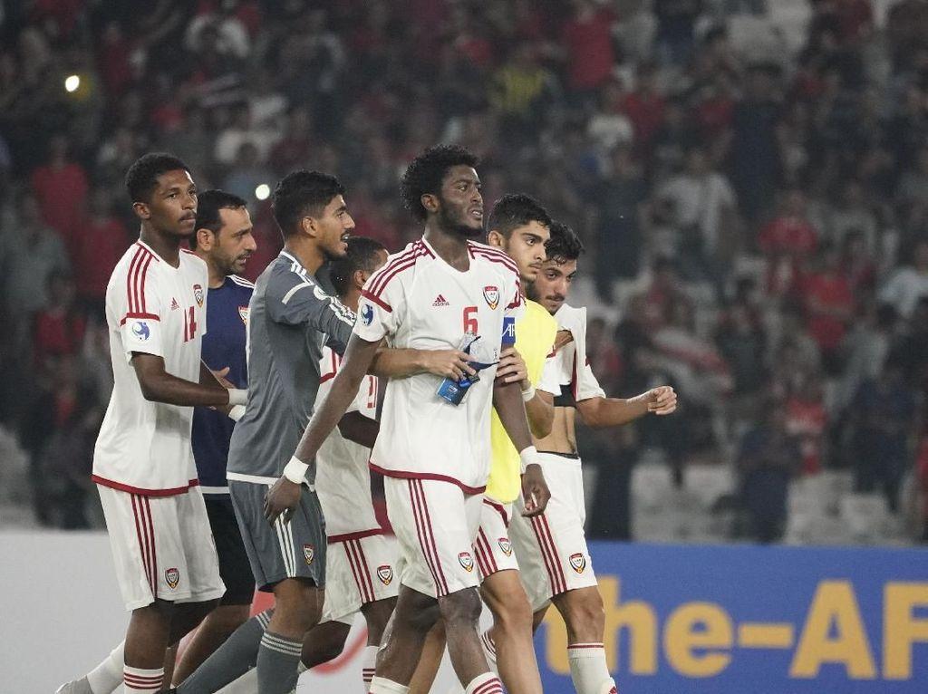 Target ke Piala Dunia Kandas di Tangan Indonesia, UEA Pecat Pelatih?