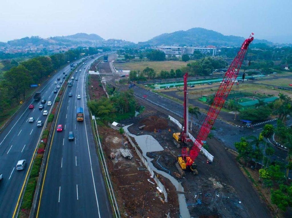 Proyek Kereta Cepat Ditunda sampai Lebaran, KCIC: Kami Kebut di 2019