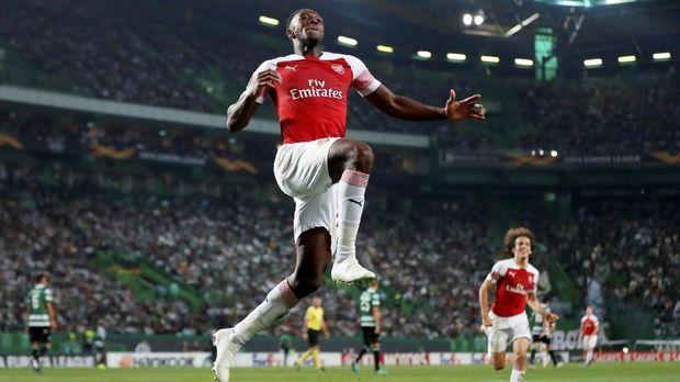 Arsenal tengah berada dalam kondisi bagus dengan catatan tak terkalahkan di 13 laga.