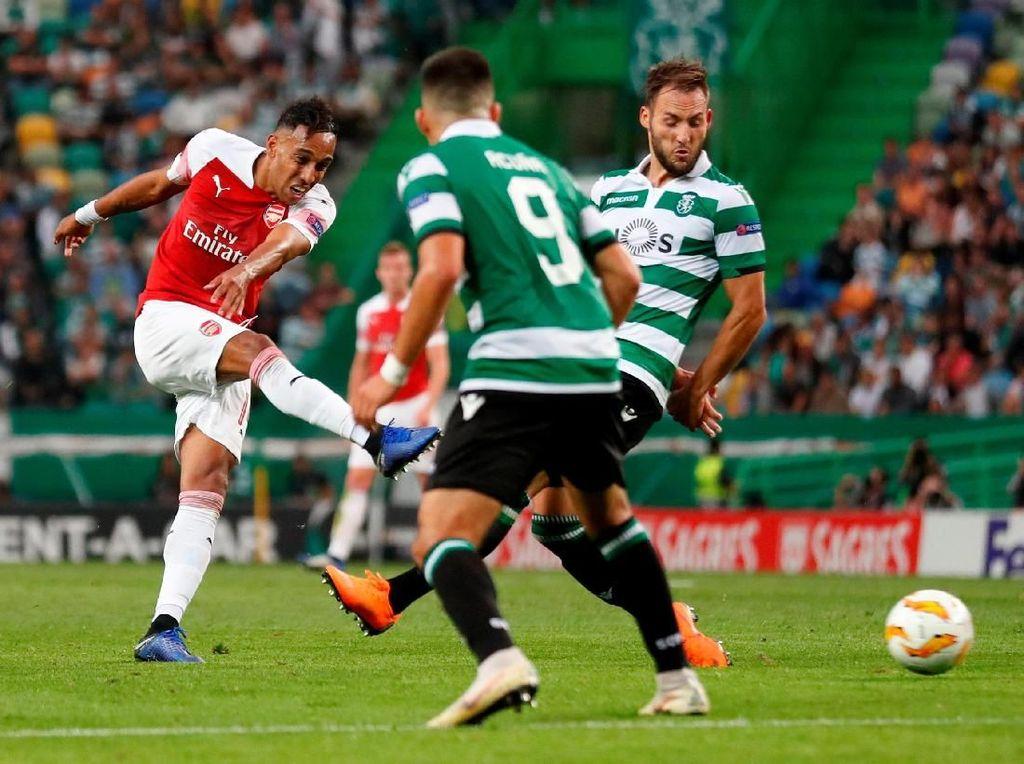 Arsenal yang Kerap Telat Panas