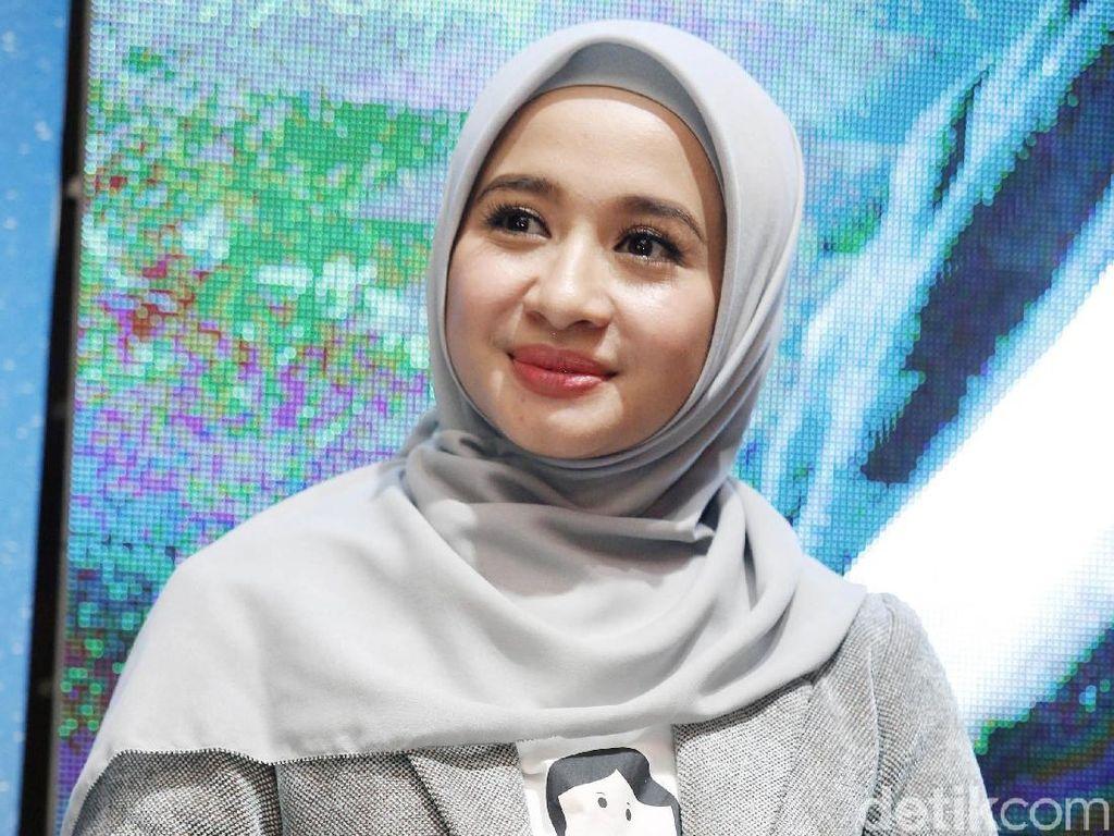 Laudya Cynthia Bella Ungkap Sifat Suami yang Sulit Diajak Nongkrong