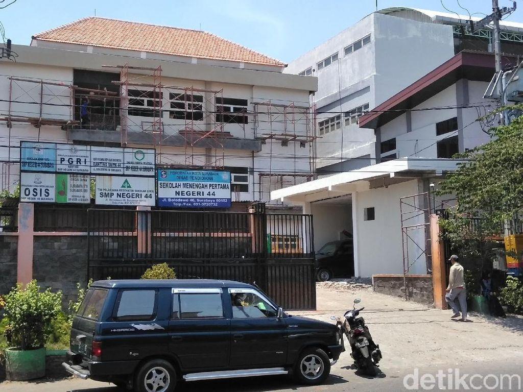 Begini Cerita Saksi Insiden Oknum Guru Tampar Siswa di Surabaya