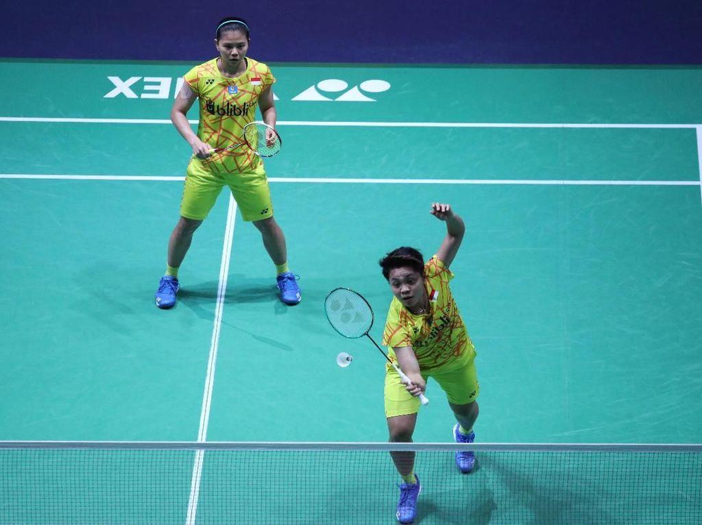 Bulutangkis dan Catur Rapid Terfavorit Beregu Putri di Indonesian Sport Awards