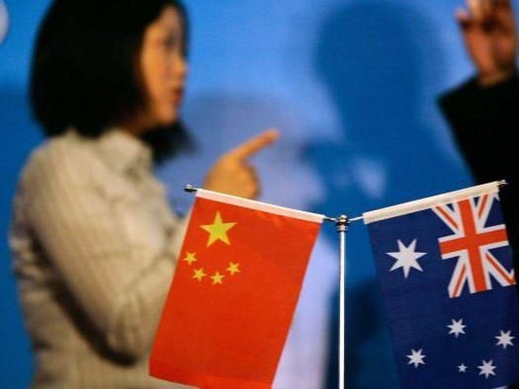 Selamat dari Resesi, Australia Hadapi Perang Dagang dengan China