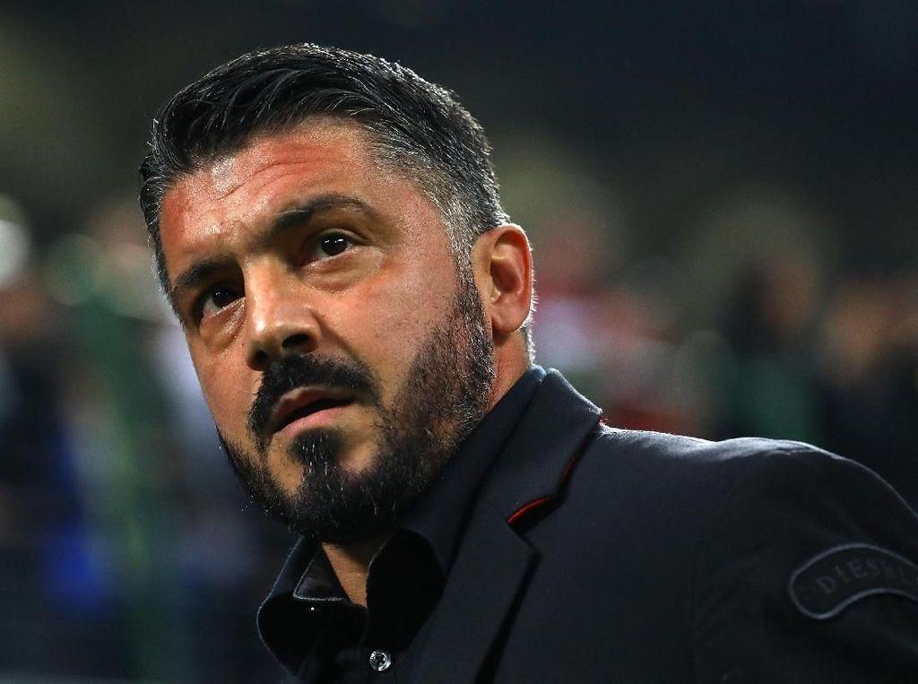 Jelang Juventus Vs Napoli, Gattuso: Saya Sering Tampar Pirlo