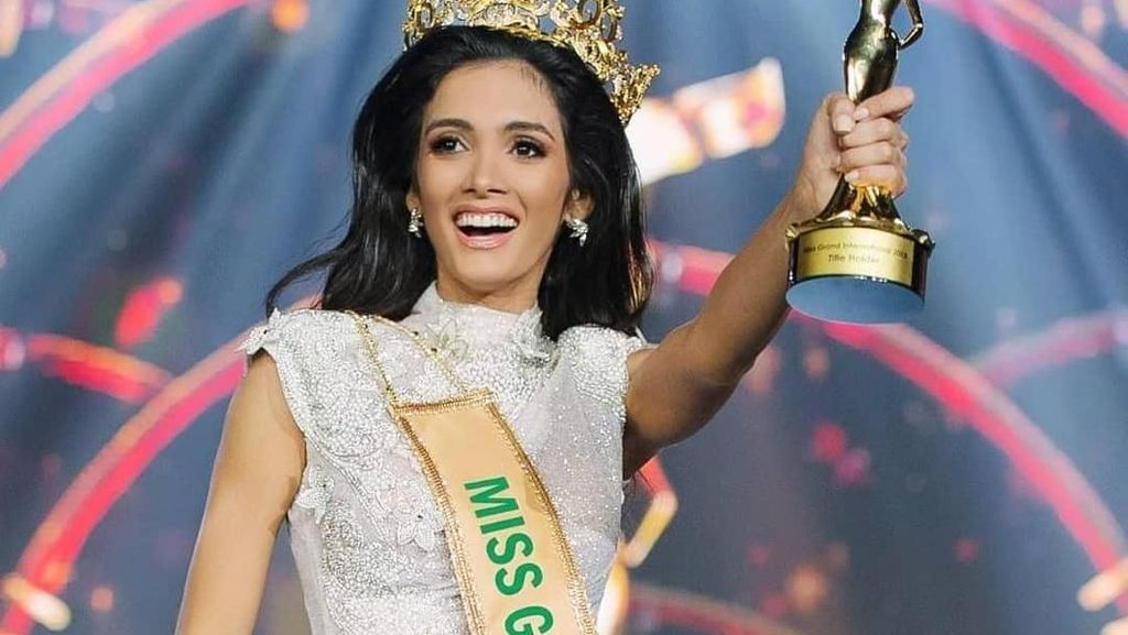 Travelingnya Clara Sosa, Si Cantik Juara Miss Grand Internasional