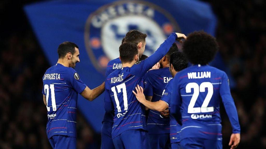 10 Pemain dengan Gaji Tertinggi di Chelsea