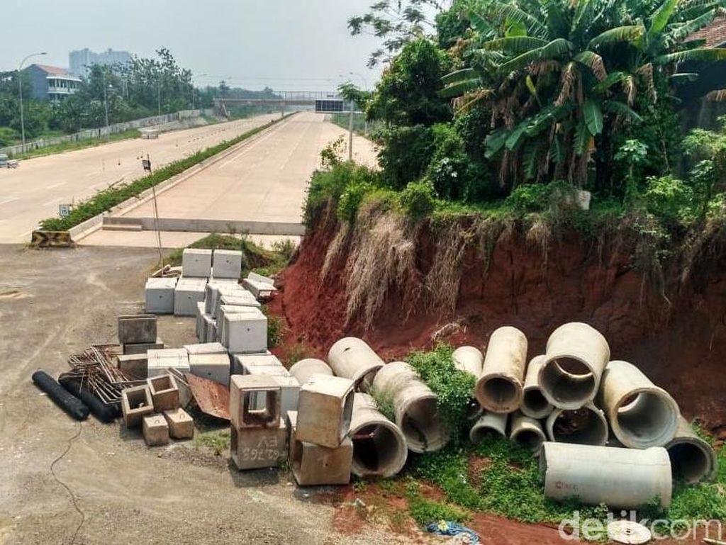 Proyek Tol Cijago Masih Terganjal Lahan 1,2 Hektare