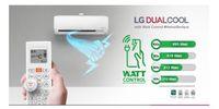 Inovatif, AC Inverter Ini Bisa Diatur Daya Listriknya