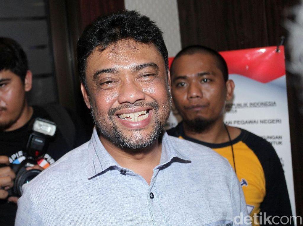 Didampingi Buruh, Said Iqbal Siap Dikonfrontir Soal Hoax Ratna