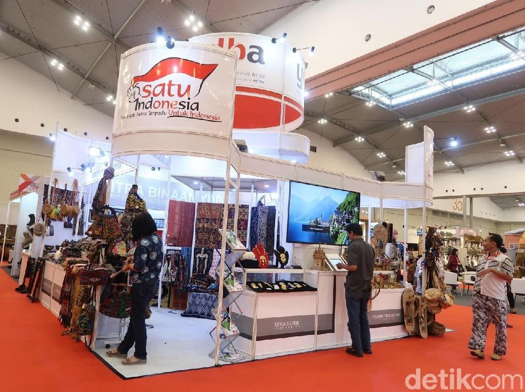 5 Hari Gelaran Trade Expo Bukukan Transaksi Rp 126,77 T