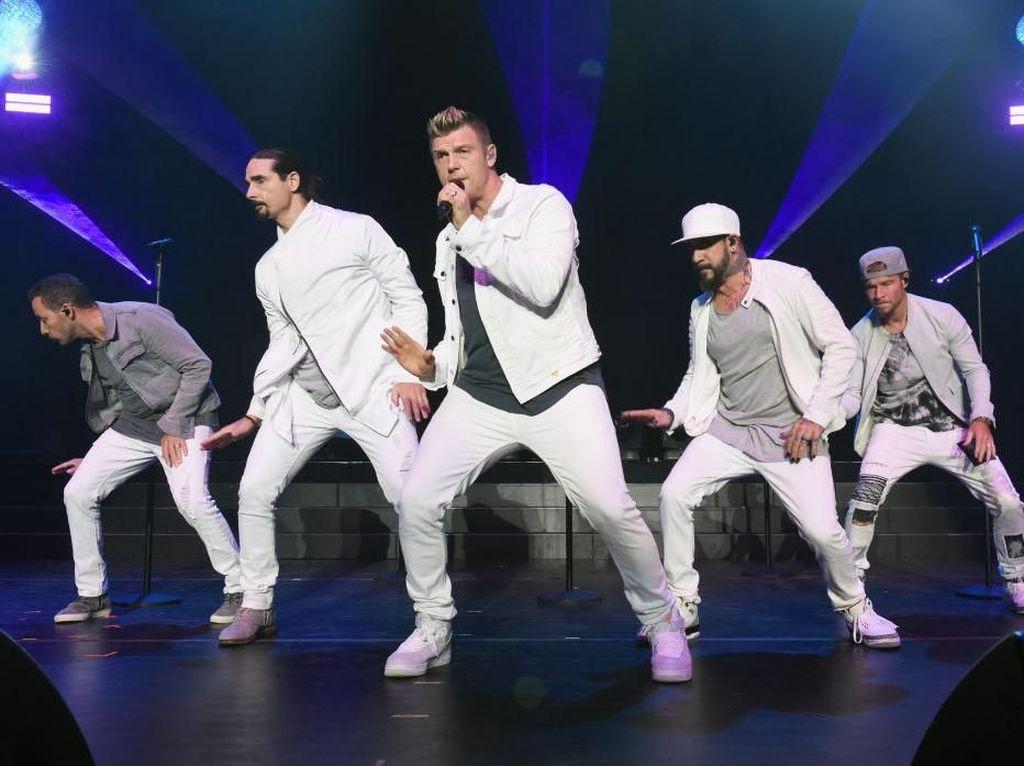 Backstreet Boys Janji Bawakan Lagu-lagu Hits di Konser Jakarta