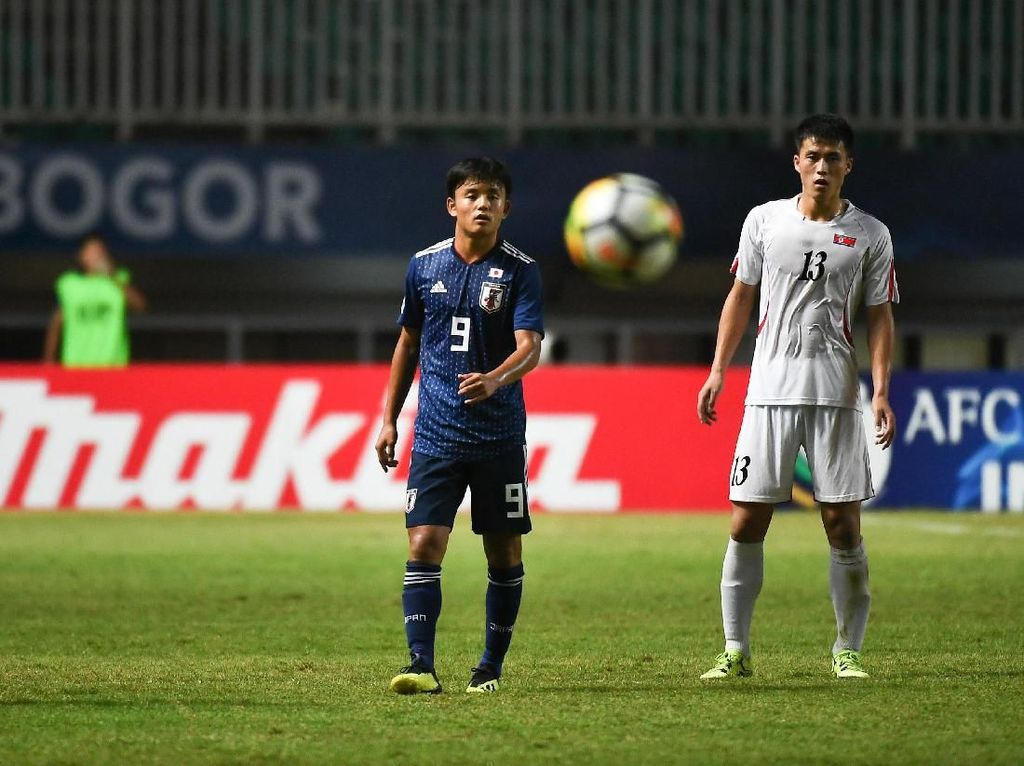 Messi-nya Jepang Tak Sabar Hadapi Indonesia