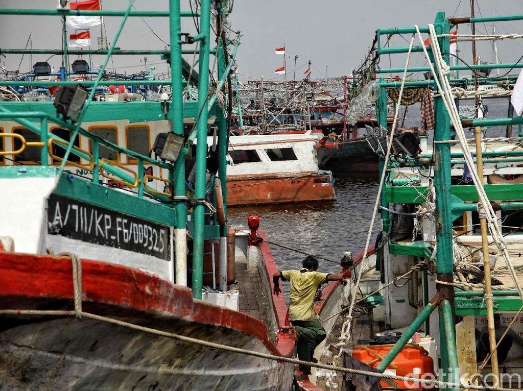 Kapal Nelayan di Bawah 30 GT Nunggu SIPI