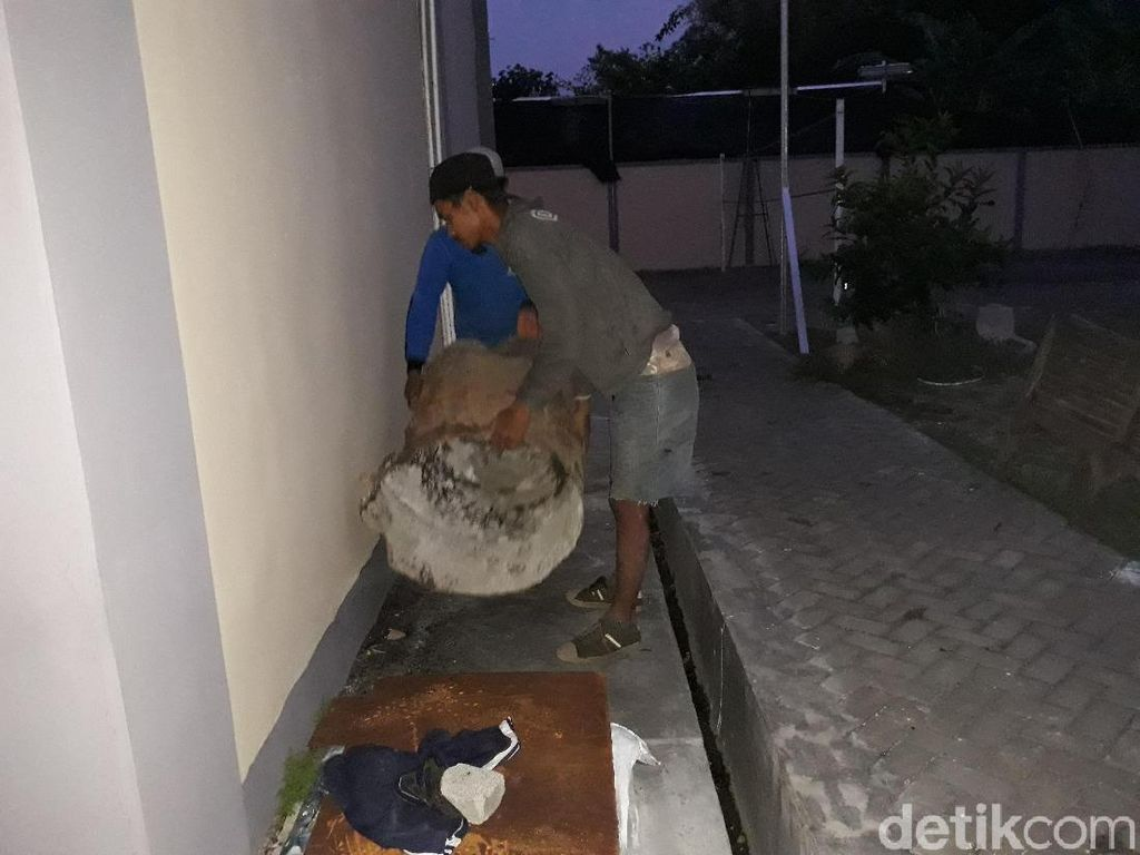 Mayat Dicor dalam Drum di Sukoharjo Diduga Korban Pembunuhan