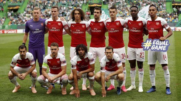Arsenal juga dalam kondisi bagus dengan catatan 12 kemenangan dan satu hasil imbang dalam 13 laga terakhir.