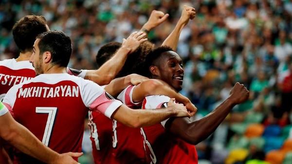 Derby Kali Ini Bukan soal Hasil Semata, Arsenal