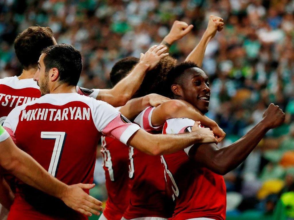 Tekad Arsenal Kunci Posisi Pertama