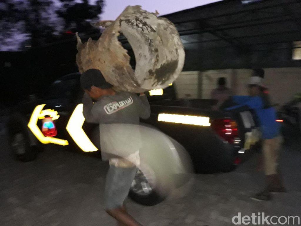 Mayat Dicor dalam Drum, Polisi Sukoharjo Sisir Info Orang Hilang