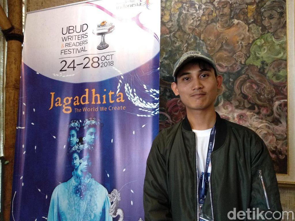 Cerita Penyair Muda Andre Septiawan Lolos Seleksi di UWRF 2018