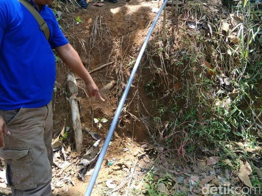 Petani di Blora Tewas Usai Kesetrum dan Tercebur Sumur